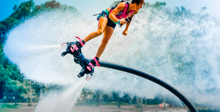 Fly Board en Mojácar