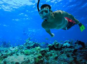 Snorkel en Mojacar