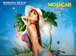 Summer Party Mojácar Marazul Beach
