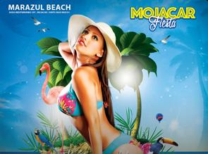 Summer Party Mojácar Marazul Beach